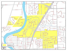 Illinois District Map by Vmp Trustee District 4 Village Of Machesney Park Il