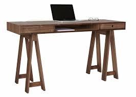 Schreibtisch Design Andas Schreibtisch Loft Nordic Design In Walnut Baur