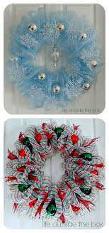 deco mesh ideas 10 creative christmas deco mesh wreath ideas