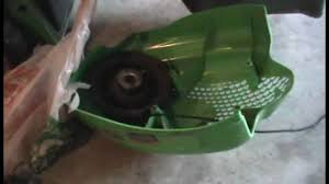 replace pull starter and sp cable on the lawnboy mower p1 youtube