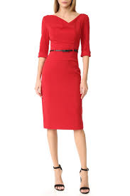 11 best red dresses for women in 2017 little red cocktail