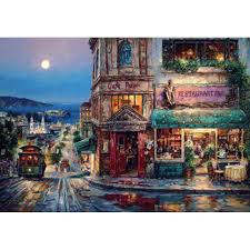 Painting Home Decor by 2017 Hwi 170 5d Diamond Mosaic Paris Cafe Diy Diamond Painting