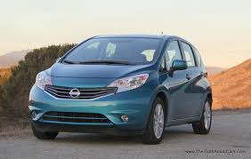 nissan hatchback review 2014 nissan versa note with video the truth about cars