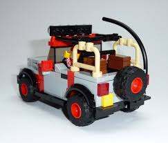 lego jurassic park jeep mocs u0026 stuff u0027s most recent flickr photos picssr
