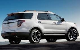 Ford Explorer All Black - 2013 ford explorer photos and wallpapers trueautosite