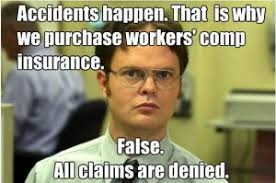 Workers Comp Meme - laughter can be the best medicine michigan workers compensation