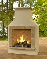 outdoor gas fireplace binhminh decoration