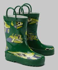 zulily s boots take a look at this green construction boot by foxfire on