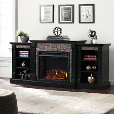 free standing electric fireplace best electric fireplaces free