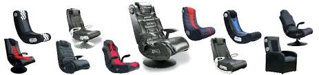 X Rocker Recliner Rocking Game Chair Cool Reclining Gaming Chair With X Rocker