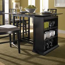 counter height table with storage perspectives counter height pub table with storage unit home
