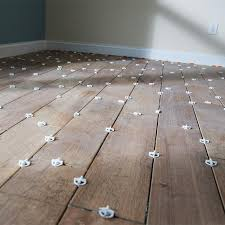 Installing Tile On Walls How To Install Wood Look Floor Tile