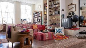 Loft Interior Design by Interior Design U2014 Tour An Eclectic Soho Loft Filled With