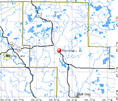 mountain wisconsin wi 54174 profile population maps real