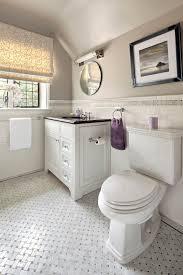 bathroom chair rail ideas lowes ceramic tile bathroom contemporary with basketweave tile