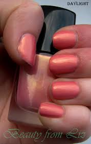 beauty from liz review elf nail polish in coral
