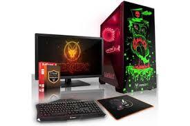 ordinateur de bureau pas cher pc de bureau fierce pc fierce gobbler pc gamer de bureau intel