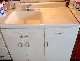 5 Drawer Kitchen Base Cabinet Vintage Metal Kitchen Cabinet Carolines Mid Century Home With Base