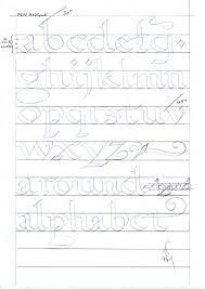 calligraphy and handwriting for children bill u0027s space