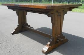 Draw Leaf Dining Table Charm Oak Drawleaf Dining Table