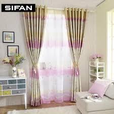vorhã nge fã r schlafzimmer aliexpress rosa kaninchen gedruckt blackout vorhänge