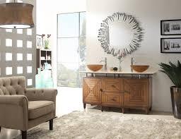 home decor vessel sink bathroom vanity antique copper pendant