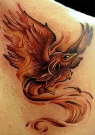 tattos josh phoenix tattoo sketch tatuagem de f nix sombreada