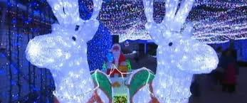 australia brightens with record setting christmas lights display