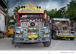 philippines jeepney vector rural filipino jeepney bus picture