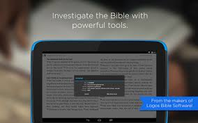 logos bible android apps on google play
