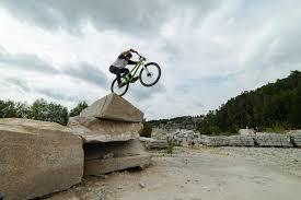 trials motocross news news dominik raab mountainbike trial shows