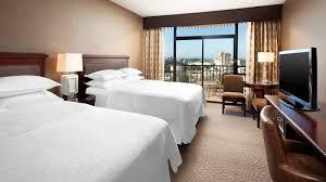 anaheim hotel guest rooms sheraton park hotel at the anaheim resort
