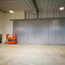 Industrial Curtain Wall Industrial Curtain Walls For Dividing Warehouses Siteshield