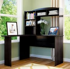 Desk Hutch Ideas Super Cool Home Office Desk With Hutch Modern Design Pertaining To