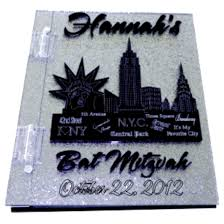 sweet 16 sign in book sign in book new york city themed for sweet 16 bat mitzvah or