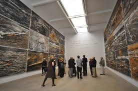 art collector andrew hall discusses anselm kiefer exhibit at mass