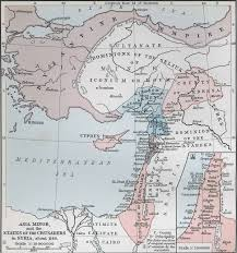 Asia Minor Map by Byzantium Page 2