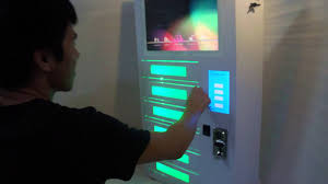Wall Mounted Cell Phone Charging Station by Ekaa Cell Phone Charging Kiosk From Huary Limited Youtube