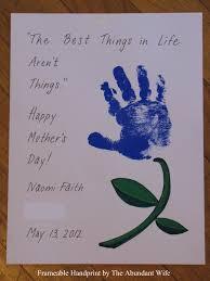 grandma diy card the best things in life aren u0027t things mother u0027s