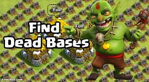 big clash of clans base how to find dead bases in clash of clans 2018 tomzpot