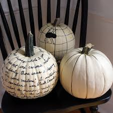 pumpkin black and white pumpkin pumpkin parade sharpie pumpkins
