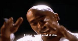 I Aint Mad At Cha Meme - lil kim gif find download on gifer