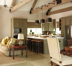 decorating ideas for open living room and kitchen working with open living spaces