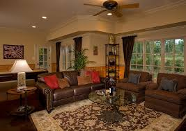 Basement Retreat Traditional Family Room Raleigh By - Interior design for family room