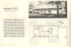 Colonial House Plan by Ordinary Colonial House Blueprints 7 Vintage House Plans 1374