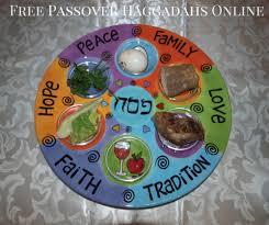 christian seder haggadah passover seders free online pesach haggadahs passover