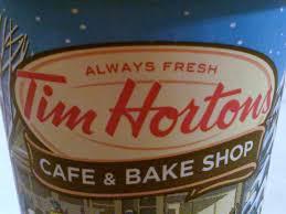 tim hortons l thanksgiving in the mitten l bake read