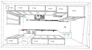 lighting layout design kitchen lighting design layout kitchen recessed lighting layout and