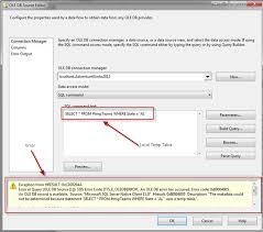 how to create temp table in sql how to create and use temp tables in ssis