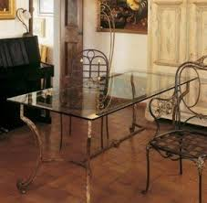 wrought iron dining table glass top iron dining table base glass top wrought foter 28 ege sushi com